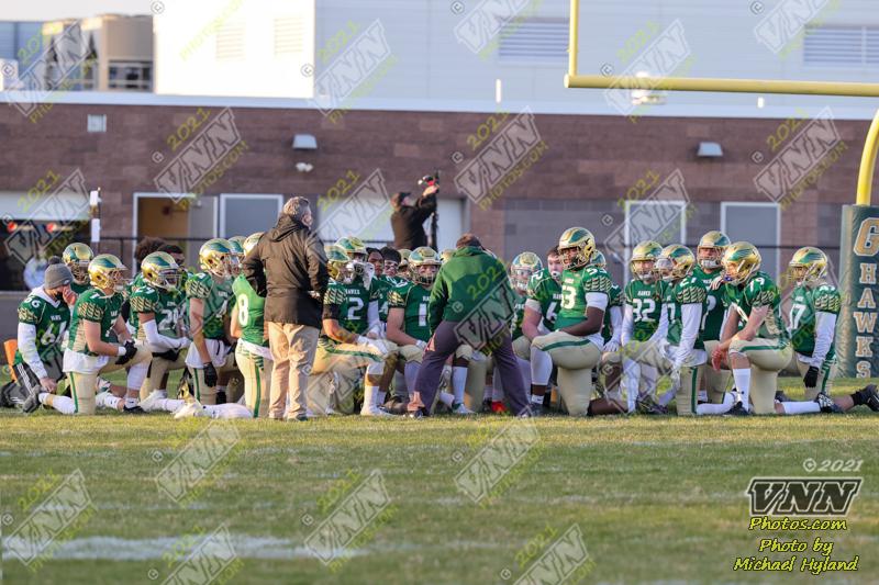 VNN/WSN Photos – Varsity Football vs. Whitnall 4.16.21