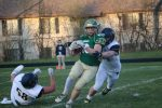 GHS Varsity Football vs. Whitnall 4/16/21