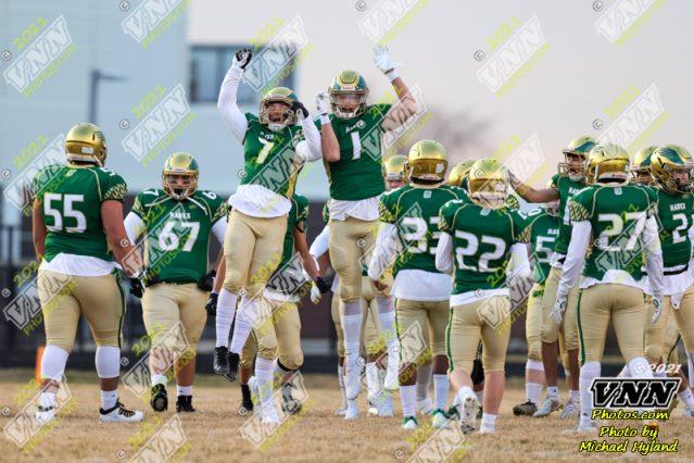 VNN/WSN Photos – Varsity Football vs. Cudahy 3.26.21