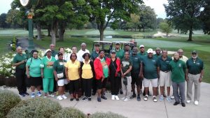 3rd  Annual Crispus Attucks Lettermen Alumni Golf Outing