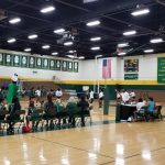 Crispus Attucks vs Tindley Varsity Volleyball Scrimmage Pictures