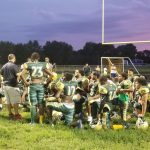 Crispus Attucks vs George Washington Varsity Football Scrimmage Pictures