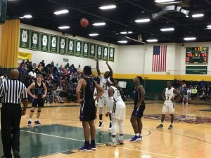 Attucks vs Brownsburg Varsity Basketball Pictures