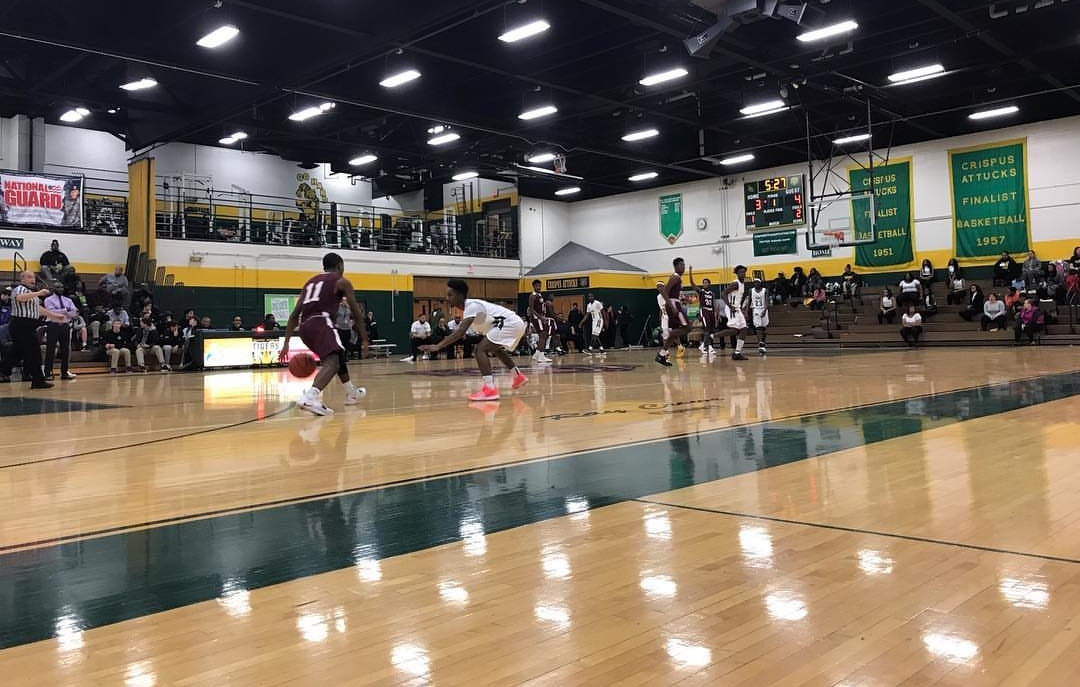 Boys Varsity Basketball beats Charles A Tindley Accelerated School 77 – 53