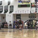Boys Varsity Basketball beats Thomas Carr Howe Community 59 – 51