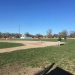 Boys Varsity Baseball beats Arsenal Tech 8 – 4