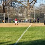 Girls Varsity Softball falls to Scecina Memorial 13 – 0