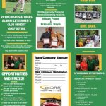 2019 Crispus Attucks Alumni Letterman's Club Golf Outing