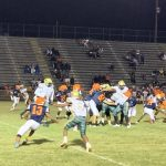 Boys Varsity Football beats Gary West Side Leadership Academy 27 – 26