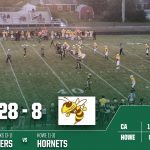 Boys Varsity Football beats Thomas Carr Howe Community 28 – 8