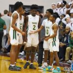 Boys Varsity Basketball beats Cathedral 71 – 68
