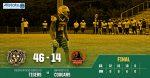 Boys Varsity Football beats Gary West Side Leadership Academy 46 – 14