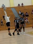 Girls Junior Varsity Volleyball falls to Indianapolis Lutheran 2 – 0