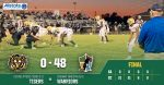 Boys Varsity Football falls to Covenant Christian School 48 – 0