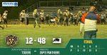Boys Varsity Football falls to Pioneer 48 – 12