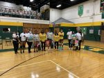 Girls Volleyball Senior Night vs Riverside 10/1/20