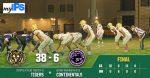 Boys Varsity Football beats George Washington Community 38 – 6