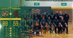 Boys Varsity Basketball beats Cardinal Ritter High School – Indy 88 – 59