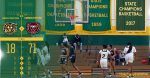 Girls Varsity Basketball falls to Lawrence Central 71 – 18