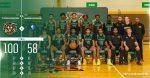 Boys Varsity Basketball beats Indianapolis Metropolitan 100 – 58