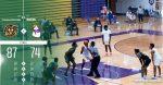 Boys Varsity Basketball beats Marion 87 – 74