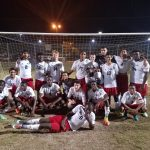 Dutchtown High School Boys Varsity Soccer beat Eagles Landing High School 1-0