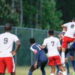 Dutchtown High School Boys Varsity Soccer beat Jones County High School 5-0