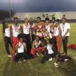 Dutchtown High School Boys and Girls Track Competed well at 4AAAAA Region Boys Region Runner