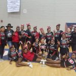 Dutchtown High School JV Competitive Cheer finishes 1st place