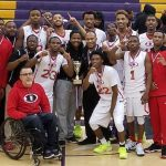 Boys Varsity Basketball beats Statesboro 75 – 73