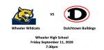 Dutchtown Bulldogs @ Wheeler Wildcats