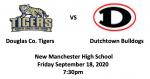 Dutchtown Bulldogs @ Douglas Co. Tigers
