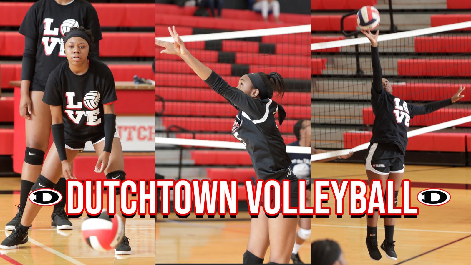 Dutchtown Volleyball vs. Hampton High (10/1)