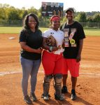 Softball Senior Day 2020