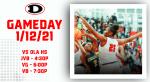 Dutchtown vs. Ola (Tuesday Jan. 12)