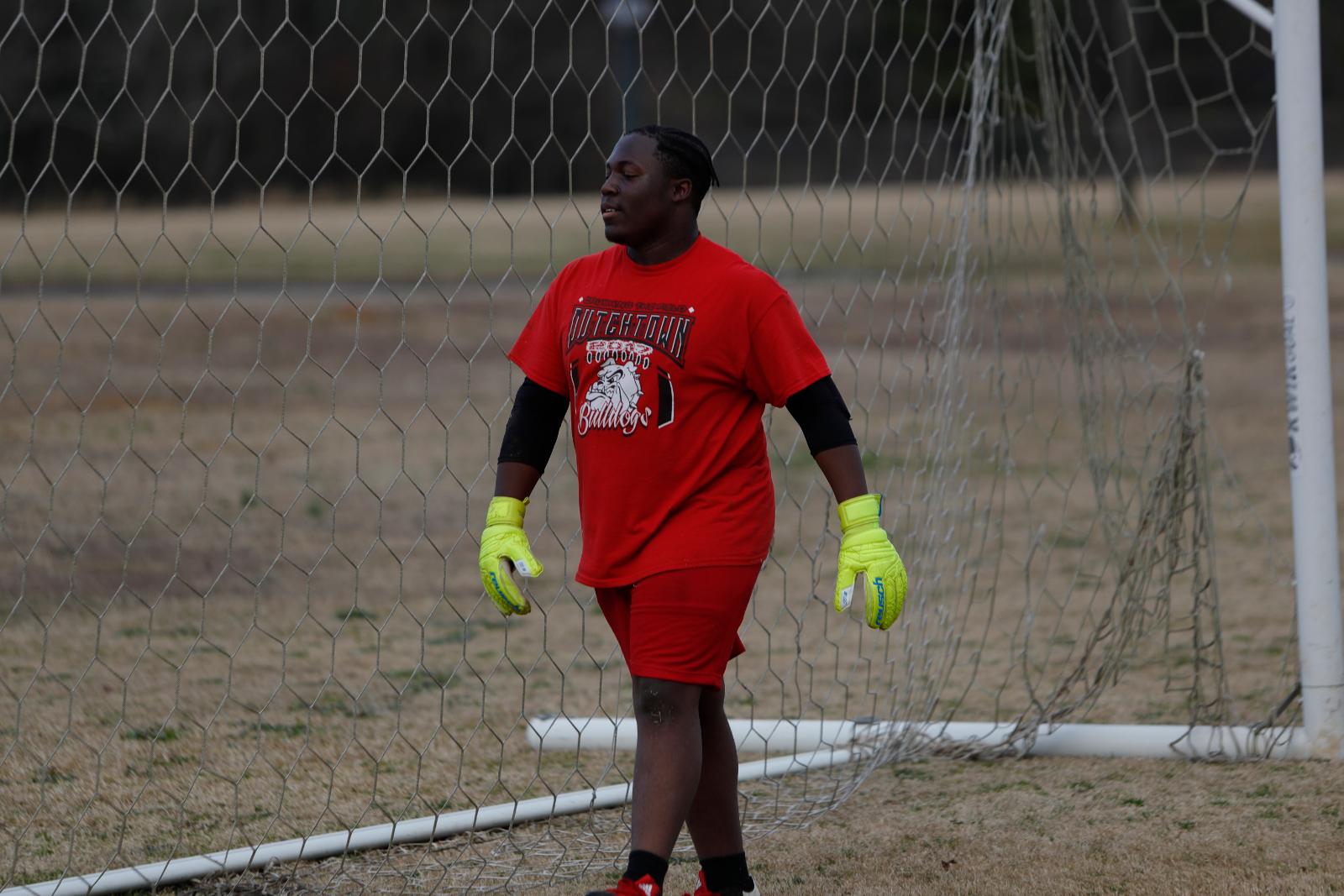 Bulldogs Photo Gallery:  Boy's Varsity Soccer Practice 2021