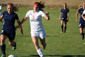 Girls Soccer vs Millard