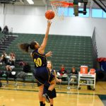 Clarkston High School Girls Freshman Basketball beat Seaholm High School 25-18