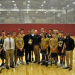 Clarkston High School Boys Freshman Basketball beat OPEN DATE 43-32