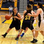 Clarkston High School Girls Freshman Basketball beat Royal Oak High School 33-17