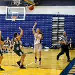 Clarkston High School Girls Freshman Basketball beat Southfield High School 49-2