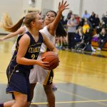 Clarkston High School Girls Freshman Basketball beat Adams High School 38-36