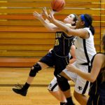 Clarkston High School Girls Freshman Basketball beat North Farmington High School 34-18