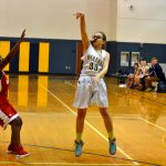 Clarkston High School Girls Freshman Basketball beat Millington High School 24-23