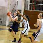 Clarkston High School Girls Freshman Basketball falls to Mercy High School 34-15