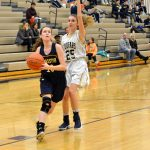 Clarkston High School Girls Freshman Basketball falls to Stoney Creek High School 24-22