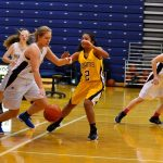Clarkston High School Girls Freshman Basketball beat Adams High School 40-22