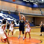 Clarkston High School Girls Freshman Basketball beat Bloomfield Hills High School 38-24