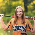 2017 Varsity Softball Academic All State Award