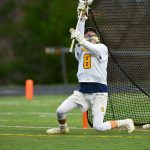 Clarkston High School Boys Varsity Lacrosse falls to Lake Orion Community High School 8-5
